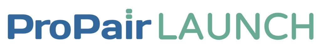 ProPair Launch Logo